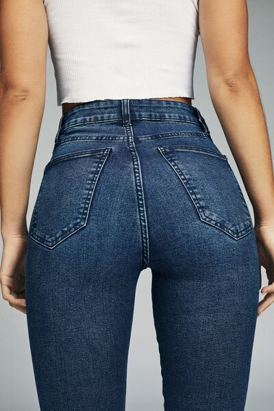 9384d345 Women's Jeans, Skinny, Flared & Hot Mom Styles   Cotton On