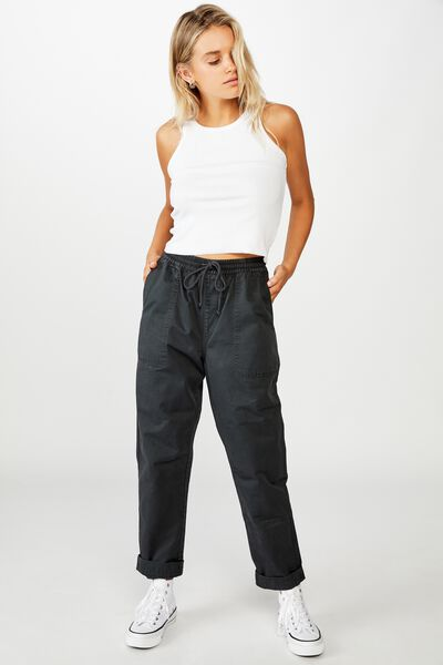 Evie Chino, WASHED BLACK