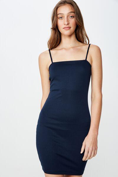 Phoebe Mini Dress, MOONLIGHT