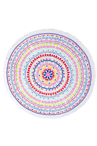 The Round Towel, FIESTA MANDALA