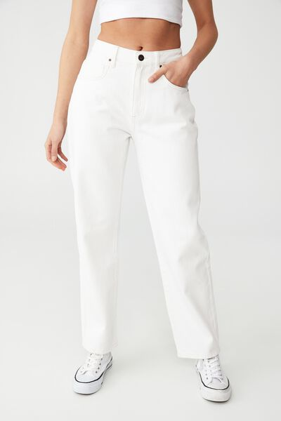 Petite Straight Jean, WHITEHAVEN