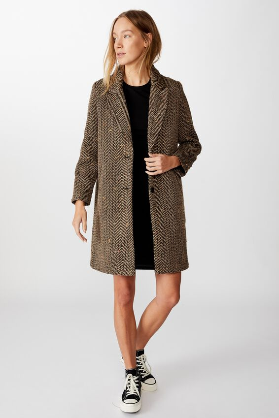 The Coat, TWEED