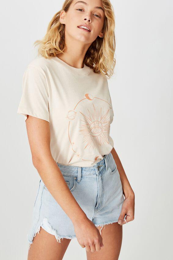 Classic Arts T Shirt, STAR EYE/BARLEY