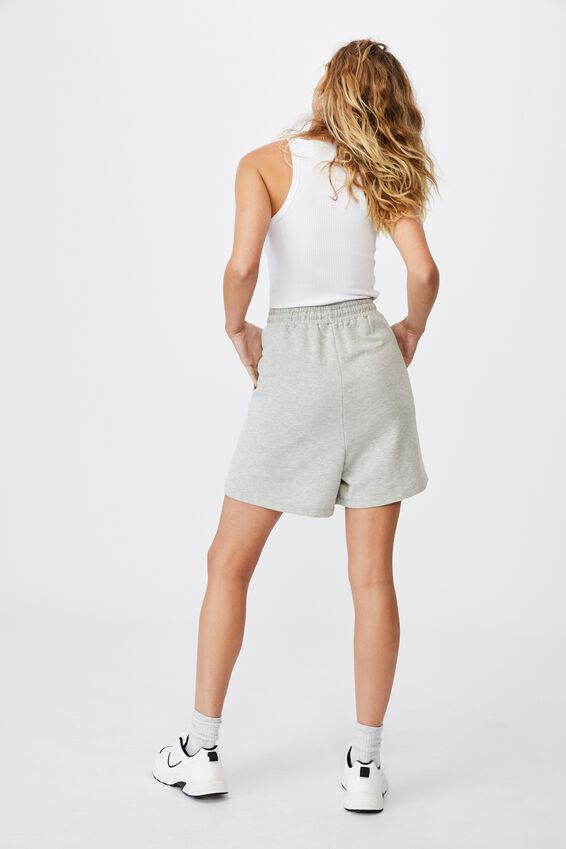 Clubhouse Short, GREY MARLE
