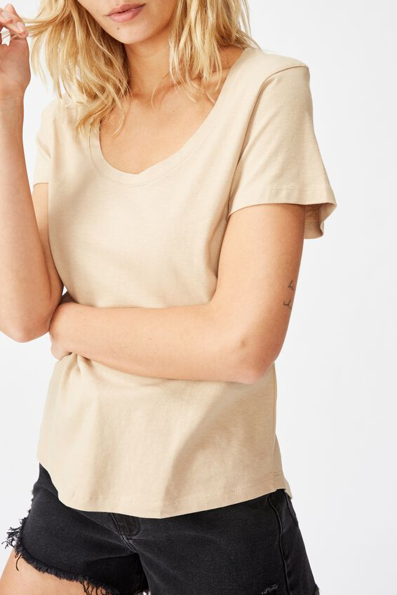 The One Scoop Tee, NOMAD