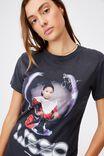 Classic Band T Shirt, LCN WMG LIZZO CLASSY GLASS/BLACK