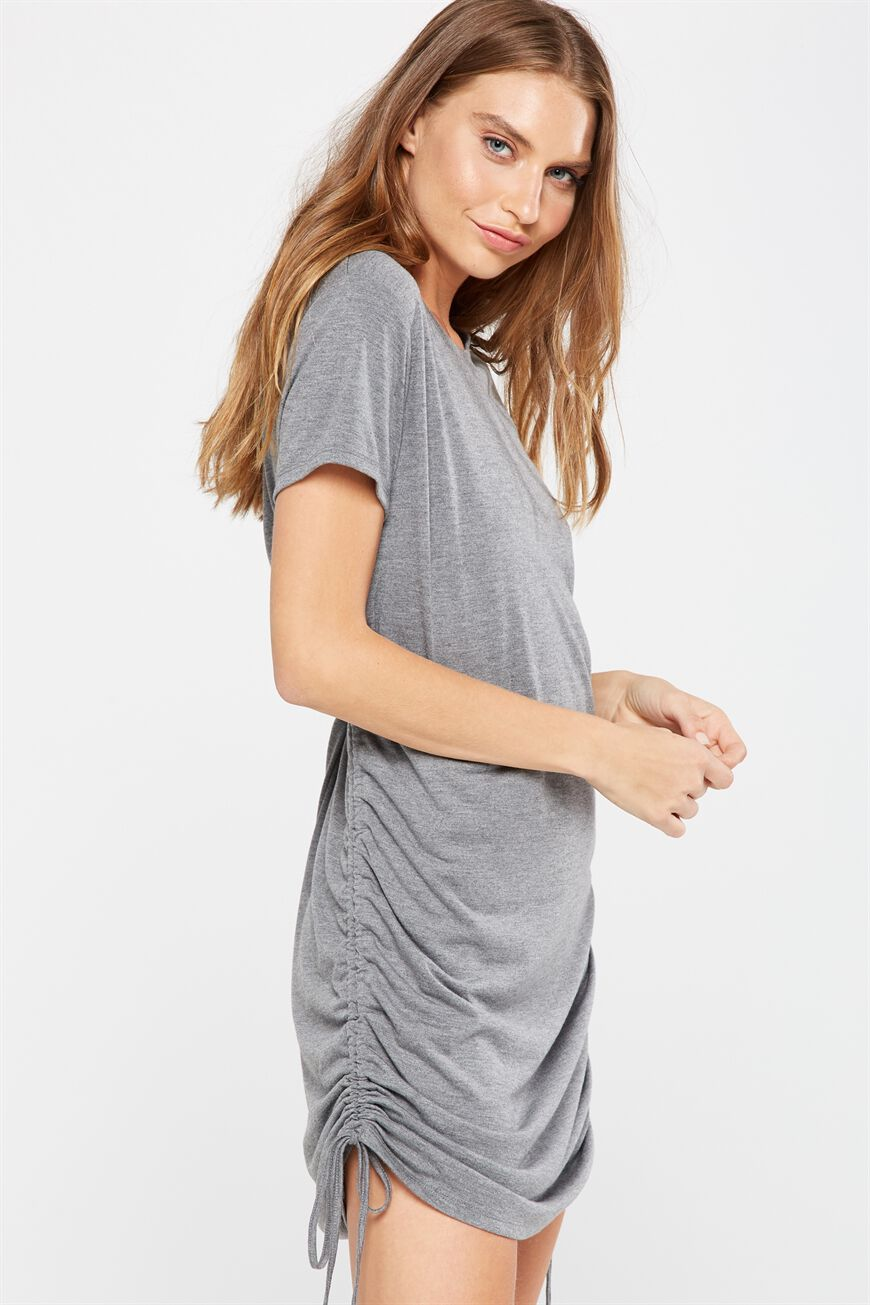 Long t-shirt dresses