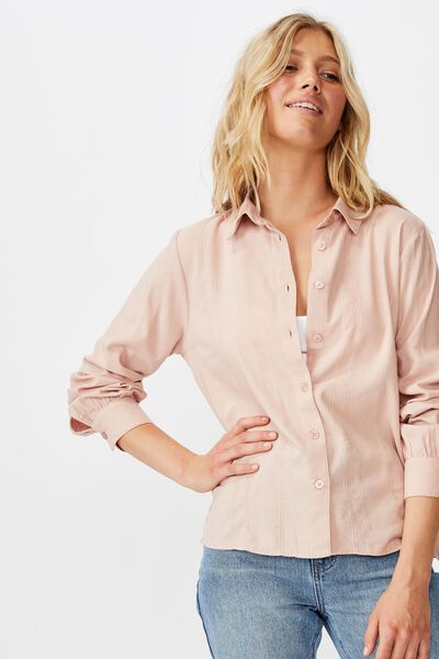 Everyday Shirt, MISTY ROSE