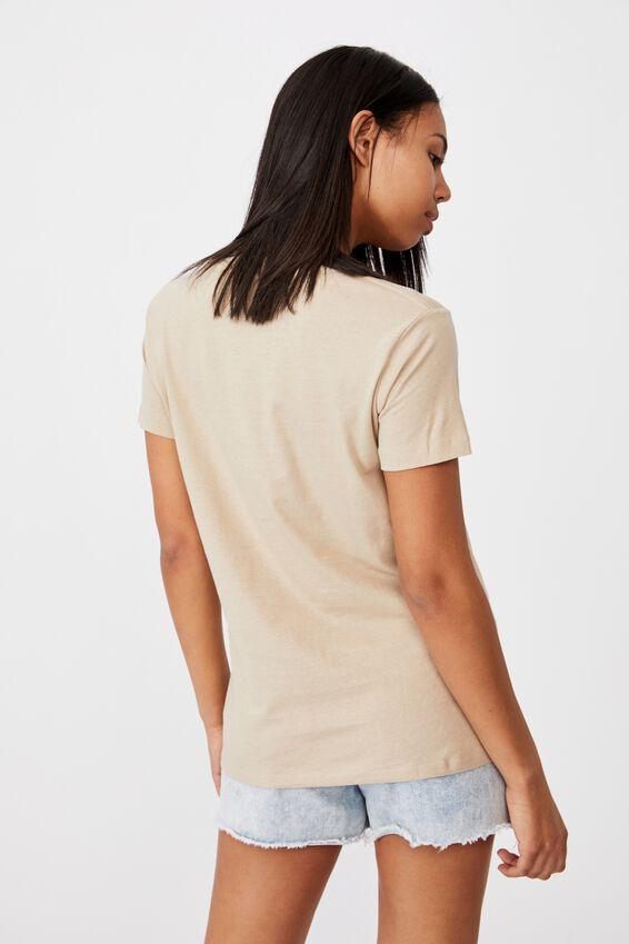 Classic Christmas T Shirt, MAKE IT REIN/LATTE