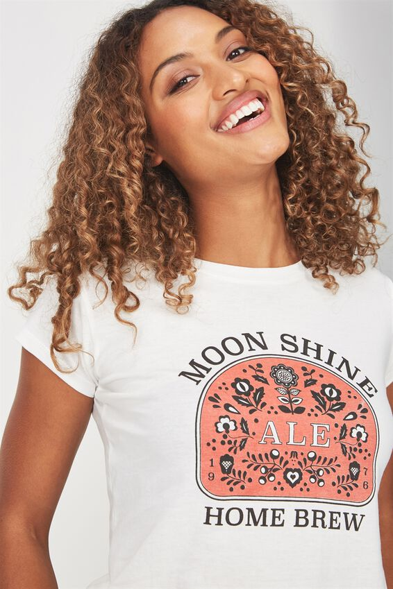 Tbar Rachael Graphic Tee Shirt at Cotton On in Brisbane, QLD   Tuggl