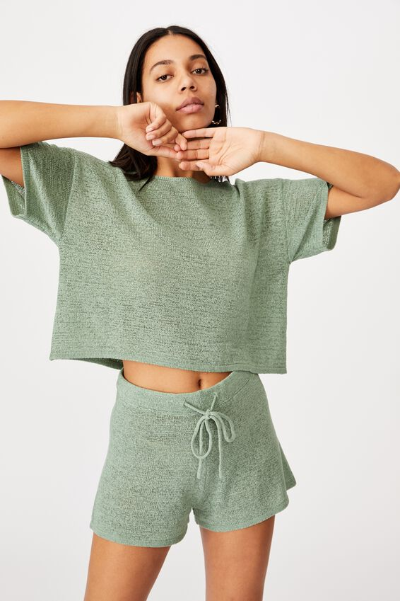 Match Me T- Shirt, SEAFOAM GREEN