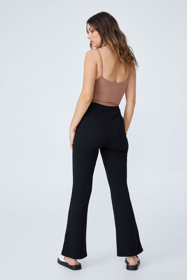 Day To Night Panelled Bodysuit, COCOA BEAN