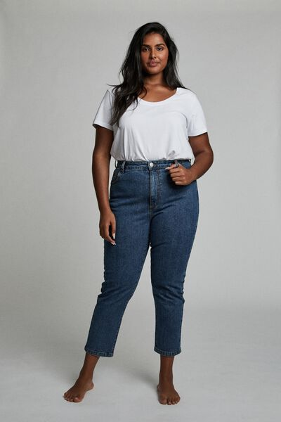 Curve Taylor Mom Jean, COOGEE BLUE