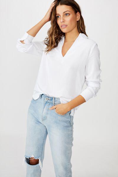 Bex 365 Shirt, WHITE