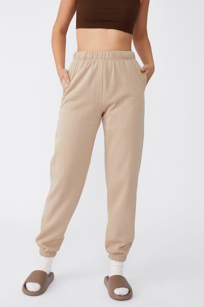 Classic Sweatpant, LINEN TAUPE