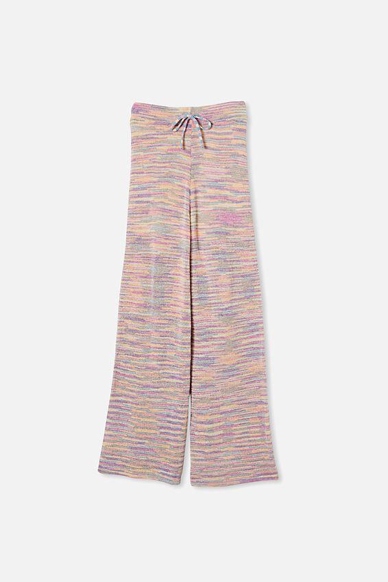 Match Me Knit Pant, SPACEDYE