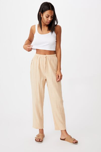 Cali Pull On Pant, SOFT APRICOT