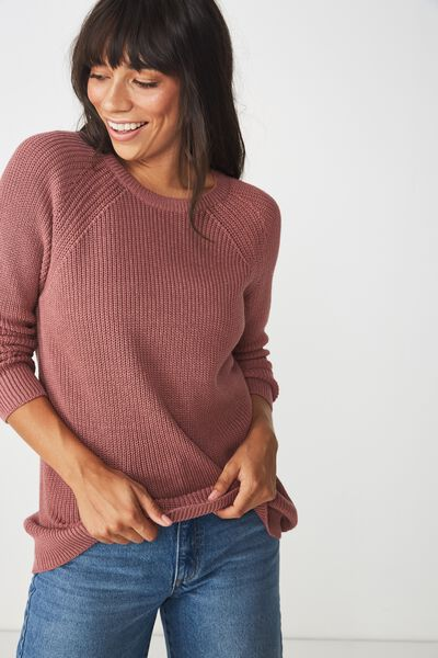 Archy 5 Pullover, KNITWEAR DECO ROSE