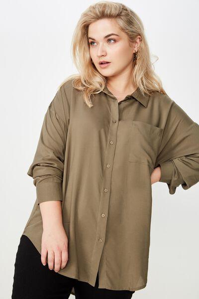 e1ab74f384e Curve Relaxed Shirt