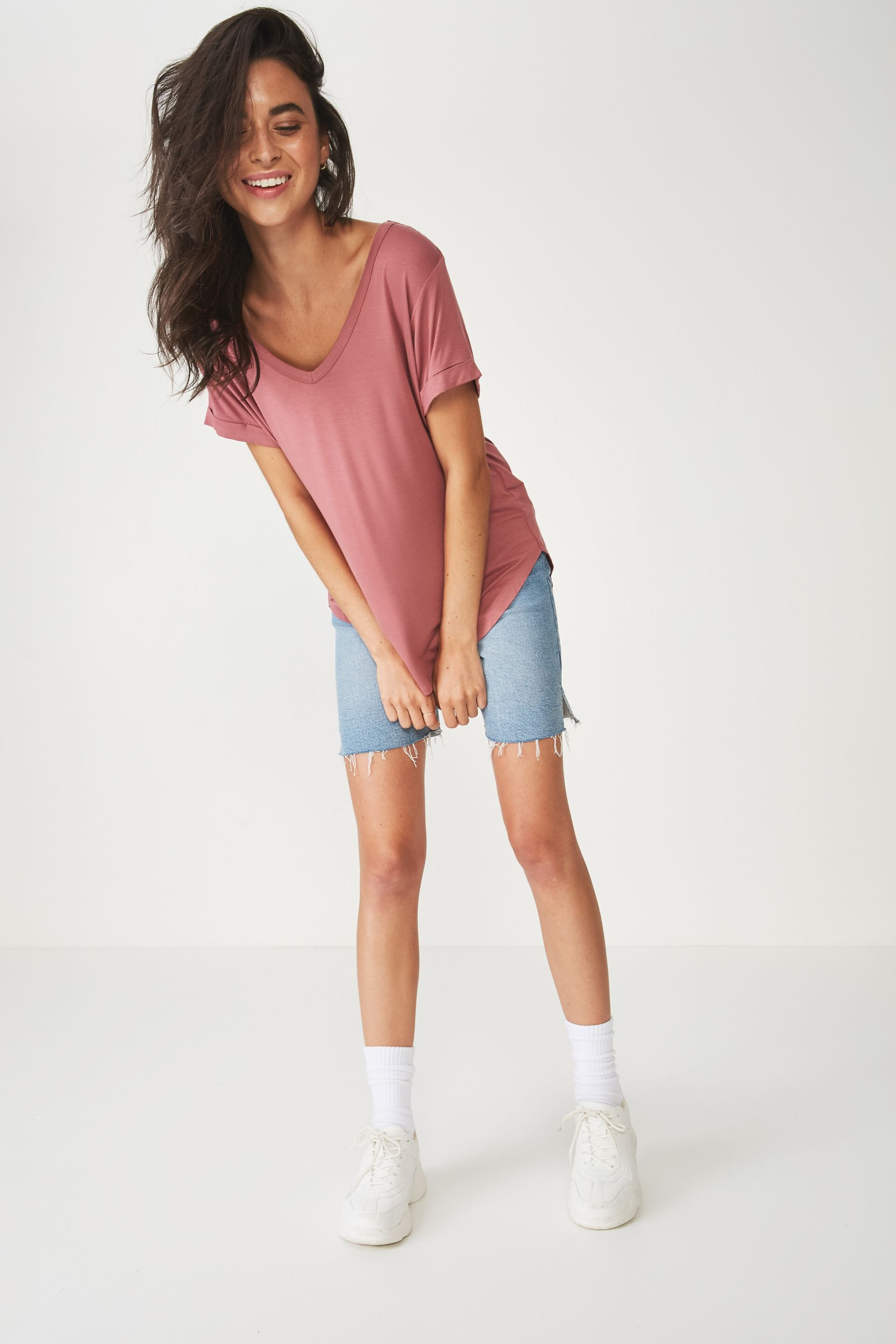 Cotton T amp; On Women's Shirts Tees xFaqwwSn