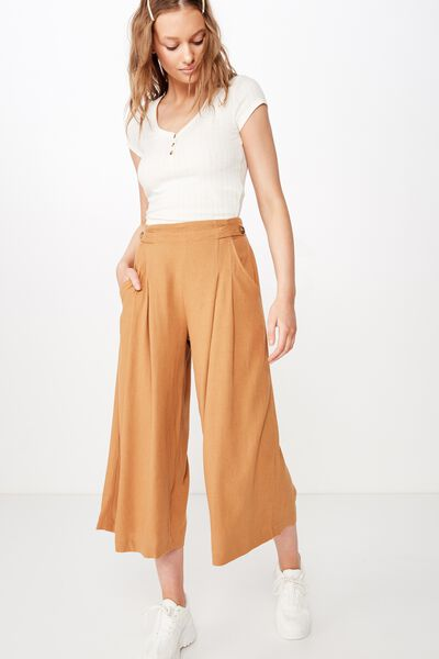 Luna Button Culotte, LION