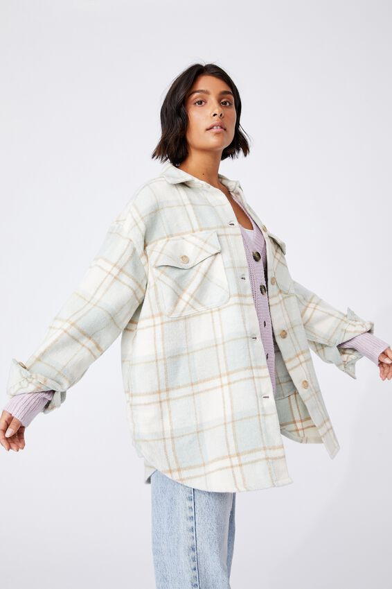 The Shacket, MINT CHECK