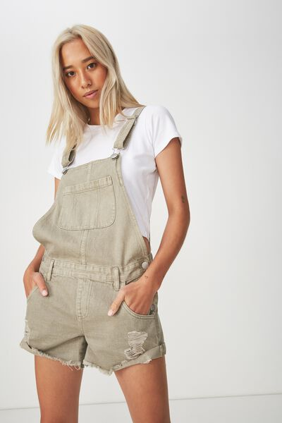 The Classic Overall, LIGHT KHAKI
