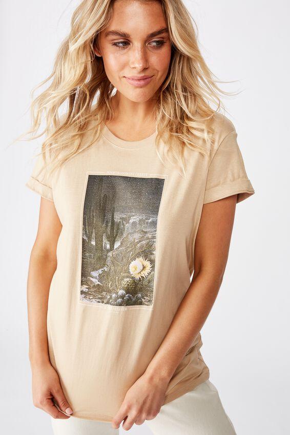 Classic Arts T Shirt, NIGHTBLOOMING/NOMAD