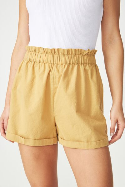 Maisy Paperbag Short, TAFFY