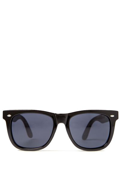 Bueller Sunnies, BLACK