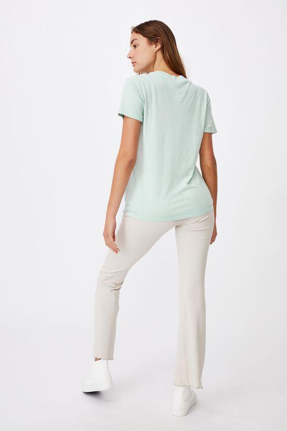 Classic Arts T Shirt, NURTURE NATURE/HORIZON BLUE