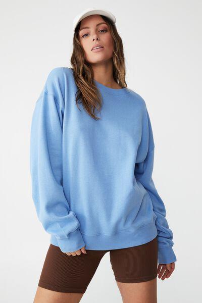 Classic Sweatshirt, COLLEGIATE BLUE