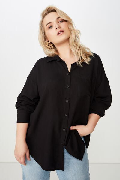5beb2000e91132 Curve Relaxed Shirt