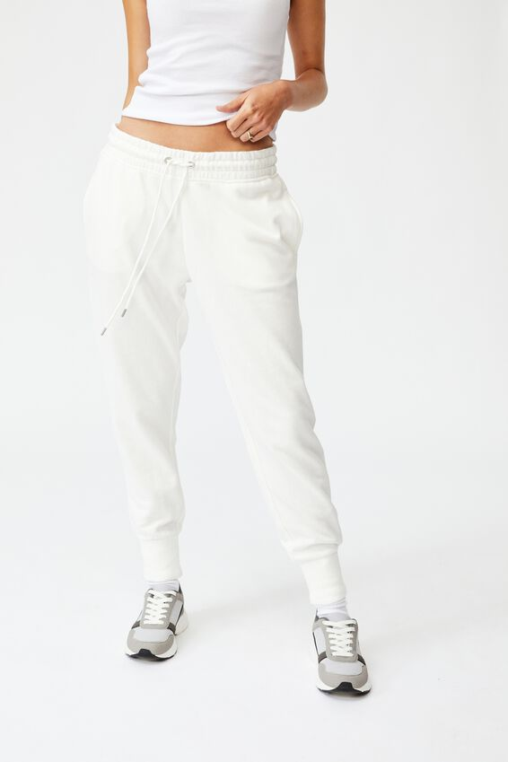 Your Favourite Track Pant, CHALK WHITE