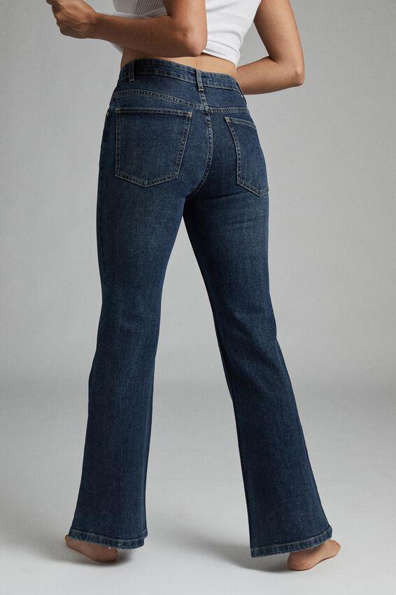 Petite Flare Jean, SOUTHSIDE BLUE