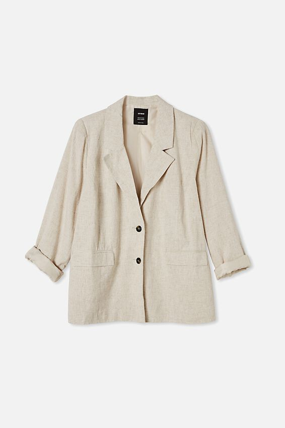 Curve The Rachael Blazer, NATURAL FLECK