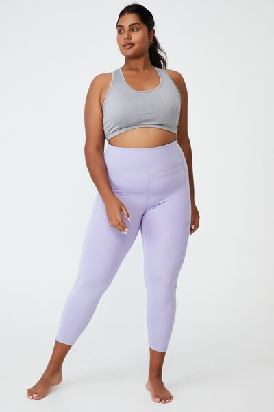 Curve Lifestyle Pocket 7/8 Tight, CHALKY LAVENDER