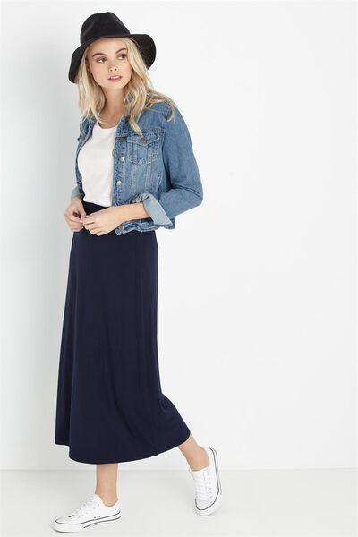Moonshine 10 Maxi Skirt, MOONLIGHT