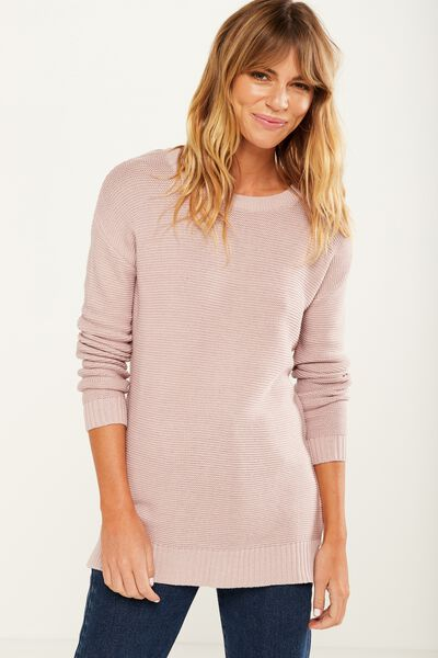 Archy 4 Pullover, MAUVELOUS