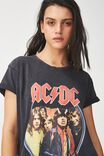 LCN ACDC BAND/BLACK WASH