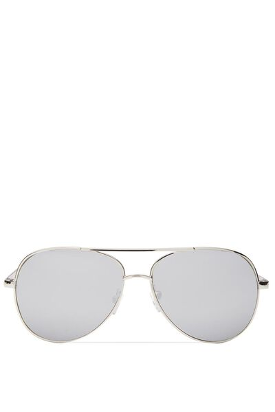 Simpson Sunnies, SILVER/CRYSTAL