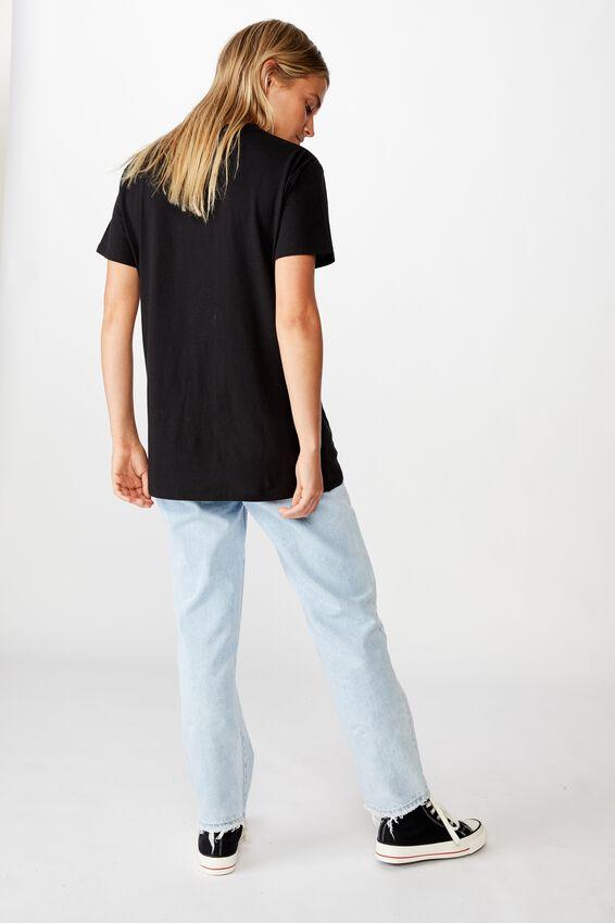 Classic Disney T Shirt, LCN DIS MULAN POSTER/BLACK