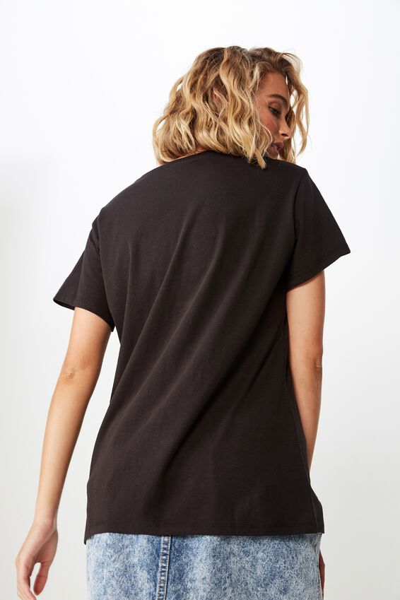 Classic Band T Shirt, LCN MT BIGGIE ANNIVERSARY/BLACK