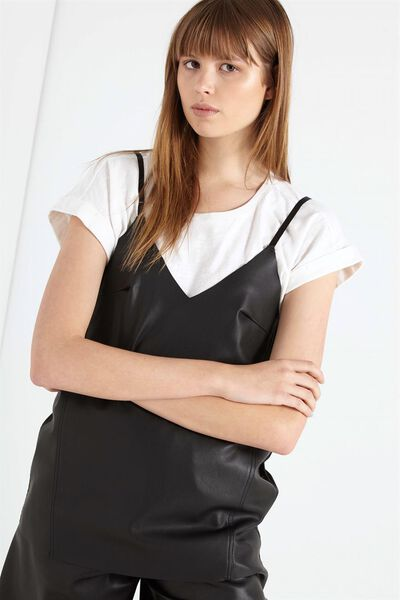 The Limited Cami, BLACK