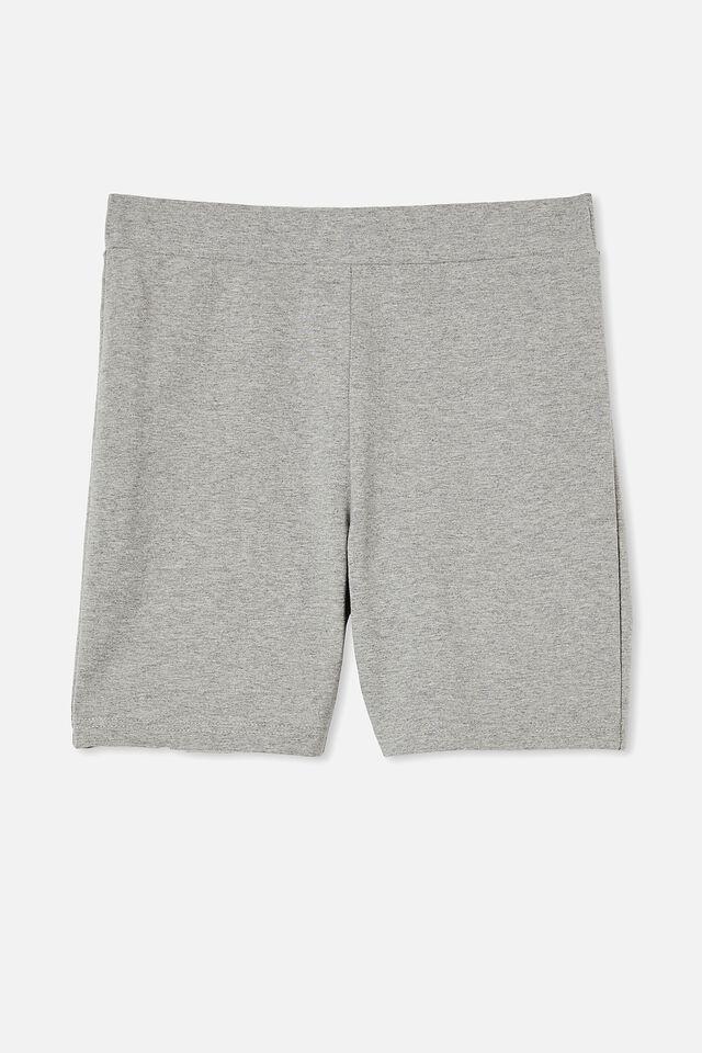 The Pip Jersey Bike Shorts, ZODIAC GREY MARLE
