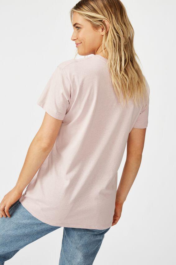 Classic Arts T Shirt, AUSTRALIAN NATIVES/KEEPSAKE LILAC