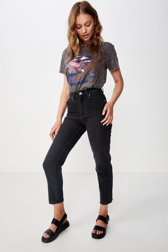 Classic Vintage T Shirt, EAGLE BAY/EBONY