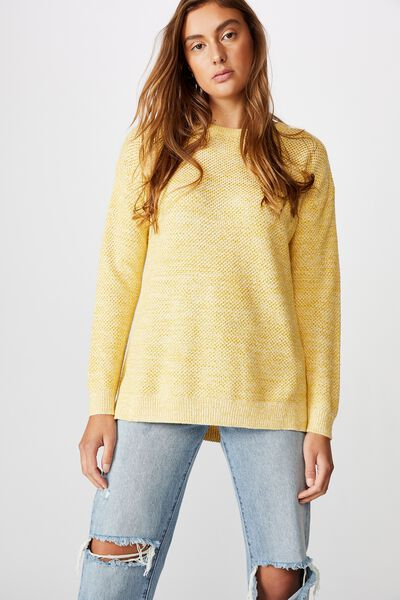 Archy Pullover, BAMBOO CLOUD DANCER TWIST