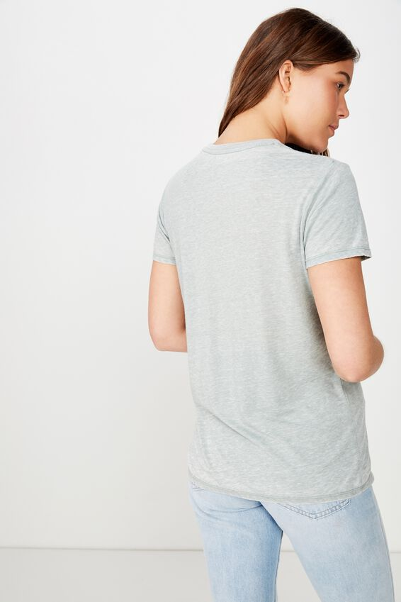 Classic Vintage T Shirt, AMERICAN MADE/CHINOIS GREEN