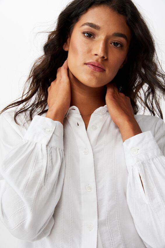 Everyday Shirt, WHITE